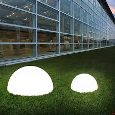 Outdoor Designer Lighting Ohps Out A Hemisphere In All Its Perfection With Nothing To Change