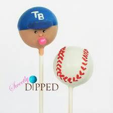 12 best baseball cake pops images on pinterest baseball cake