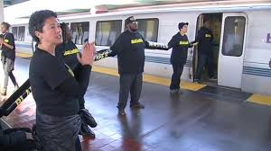 southbay target fight on black friday protesters demand bart drop charges against last year u0027s black