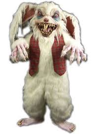 Size Animal Halloween Costumes Mens Rabbit Easter Bunny Big Head Mascot Fancy Dress