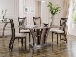 grey marble dining table amalfi 180cm pearl grey marble dining table with 6 elgin chairs ama