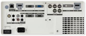 reset l timer panasonic projector panasonic pt ez770ze wuxga 6500 lumens installation lcd projector w