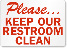 keep the bathroom clean toilet 90 bathroom sign keep clean design decoration of keep
