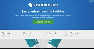 Online Resume Creator by 5 Best Sites To Create Cv Resume Online For Free Ashik Tricks