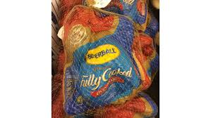 butterball cooked turkey 10 traditional turkey packages with modern messaging packaging