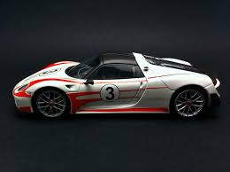 red porsche 918 porsche 918 spyder pack weissach white red 1 43 minichamps