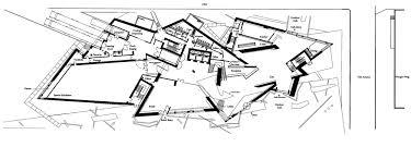 Floor Plan Of Museum Denver Art Museum Ground Floor Plan Studio Daniel Libeskind