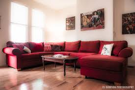 sofa design large size red sofa comfortable seater with small