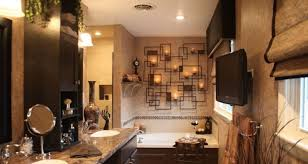 rustic bathroom decor ideas 8 rustic bathroom decorating ideas diy home creative