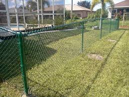 Decorate A Chain Link Fence Cyclone Fence