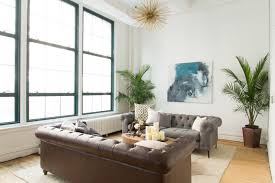 get the look homepolish u0027s nyc headquarters luxedecor