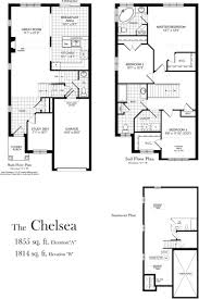 bradford floor plan chelsea 1814 sq ft centerville westin homes