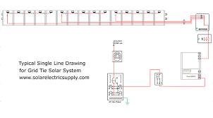 solar panel grounding wiring diagram solar panel wiring schematic