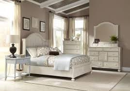 American Woodcrafters Bunk Beds Woodcrafters Newport 4 Panel Bedroom Set In Antique White