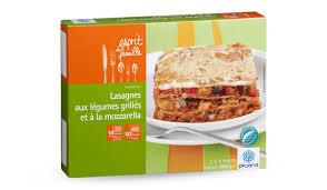 plat cuisiné picard le développement des produits végétariens en grande surface