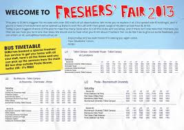 5000 students to head to fresher u0027s fair students u0027 union at