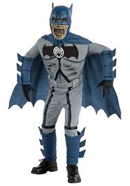 kids deluxe undead batman costume scary superhero costumes
