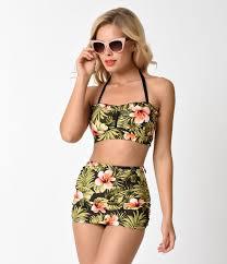 50s pin up halloween costumes new vintage retro swimsuits bathing suits u0026 swimwear