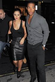 cheryl cole and tre holloway still with mrs c tattoo