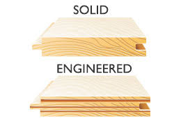 hardwood flooring solid vs engineered universal hardwood
