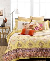 Bed Bath And Beyond Greenbrier Echo Bedding Colorful Kilim Comforter And Duvet Cover Sets