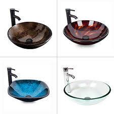 Bathroom Vessel Sink Faucets by Vessel Sink Combo Ebay