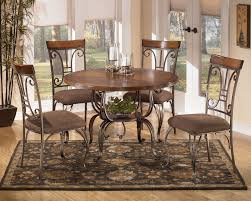 plentywood round dining room set ashley home gallery stores