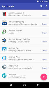 how to get apps on android how to change android s language locale on a per app basis