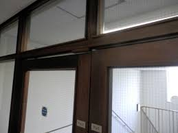 Glass Fire Doors by Replacement Of Fire Doors In Multiple Storey Buildings