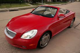 lexus convertible 2003 lexus sc430 convertible navigation dynamic motor group