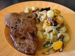 cuisiner le foie de veau foie de veau aux endives recette légumes supertoinette