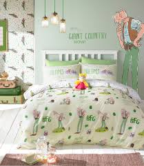 the big friendly giant duvet cover sets by roald dahl house of