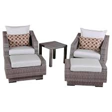 Patio Chair And Ottoman Set Outdoor Chair With Ottoman Modern Chairs Quality Interior 2017