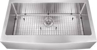 Kitchen Sink Dimensions - kitchen kitchen sink plumbing 33 in farmhouse sink white apron