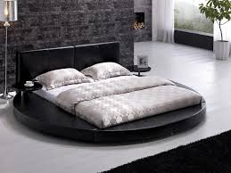 design and decoration circle shaped bed home design and decor