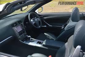 lexus is 250 dash 2013 lexus is 250 c f sport review video performancedrive