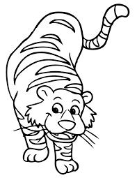jasmine baby tiger coloring pages jasmine cartoon coloring
