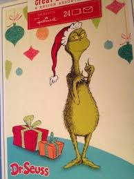 hallmark dr seuss the grinch that stole boxed cards