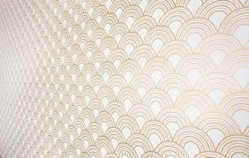 gatsby gold metallic wallpaper exclusive design by 55max 55max
