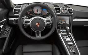 Porsche Boxster Black Edition - 2013 porsche boxster s first test motor trend
