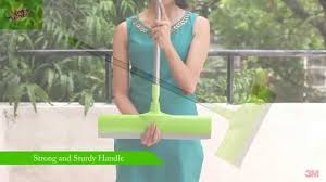 Floor Squeegee by Scotch Brite Floor Squeegee A Wiper That Gives You A Dry Floor In