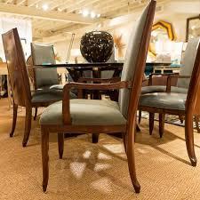 baker dining room chairs baker furniture luxe home philadelphia