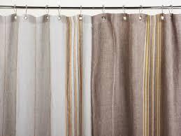 rustic linen shower curtains zen bedrooms