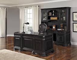 Black Computer Desk With Hutch Lexington Computer Desk Hutch Lexington Desks Home Meridian