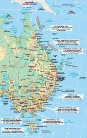australia map of cities www mappi net maps of countries australia with map east coast