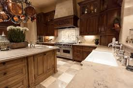 limestone backsplash kitchen traditional kitchen with raised panel by home stratosphere