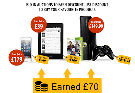 mad bid mad bid bidding auction introduces earned discount
