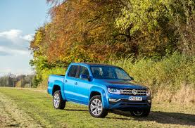 vw amarok gains cheaper three pedal option for manual labor fans