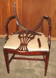 Antique Chair Repair Information And Examples Of Various Repairs To Wooden Items