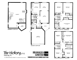 Wide Lot Floor Plans From 19 000 To 263 000 U2013 What You Could Get In Bramalea At